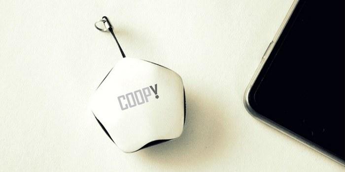 Slovenski Coopy se je predstavil na Kickstarterju