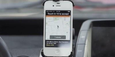 Uberjevi vozniki zaslužijo več kot vozniki taksijev