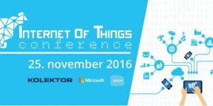 Vabljeni na IoT konferenco