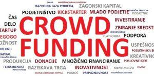 Slovenci na crowdfunding platformah zbrali že 1,8 milijona dolarjev