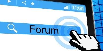 Poslovne priložnosti na forumu