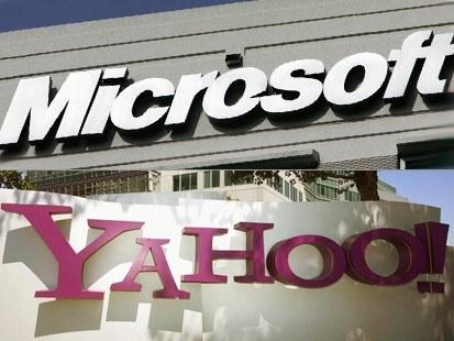 Google ovira Microsoft pri nakupu Yahooja