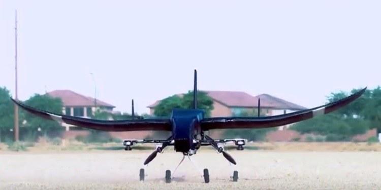 Registracijski postopek dronov v ZDA v polnem teku
