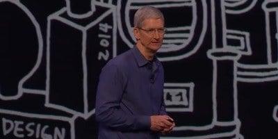 Apple z vrtoglavim dobičkom