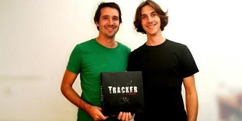 Nov MP intervju: Žiga Berce - Tracker board game