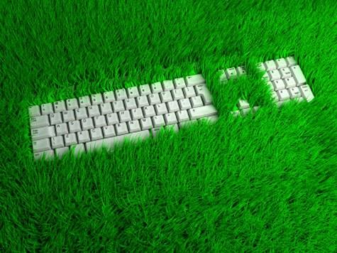 Prihranite z uvedbo ekologije v domačo pisarno