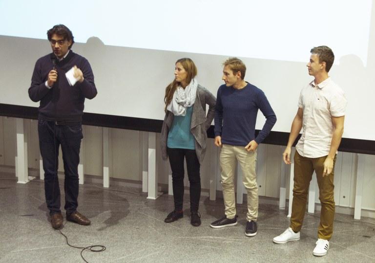 Na našem prvem MP podjetniškem vikendu je zmagala ekipa Grippy