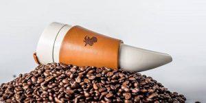 Na Kickstarterju pravkar štartal še en slovenski projekt: kavna skodelica Goat Mug