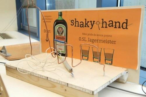 Drugo mesto na StartUp Weekendu – LUI – ShakyHand