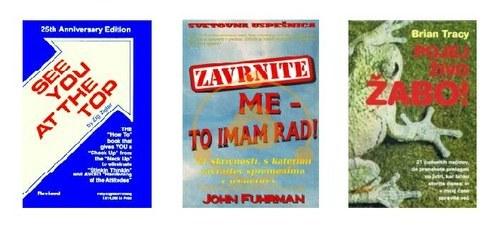 3 knjige, ki jih mora prebrati vsak podjetnik