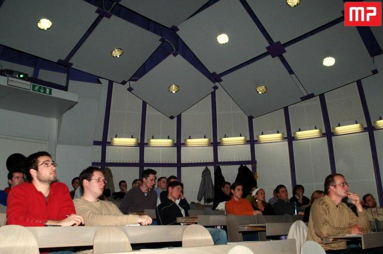 Fotoreportaža z MP dogodka: e-podjetništvo: Parsek