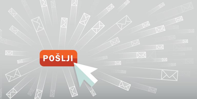 Potrditev prijave na email marketing