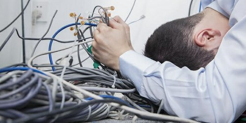 Sivi lasje naj ne bodo prepoznavni znak IT-jevca