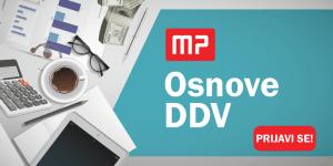 MP dogodek: Kaj moram vedeti o DDV?