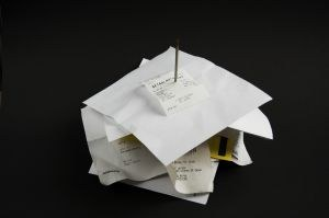 Ali veste, katere so obvezne sestavine računa?
