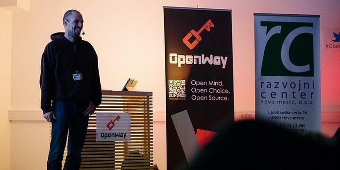 Za nami je že druga odprtokodna konferenca Open Way