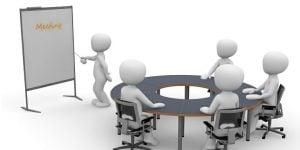 Uspešnejši sestanki vodijo v učinkovitejše poslovanje