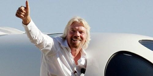 """Richard Branson: """"Postanite dober vodja"""""""