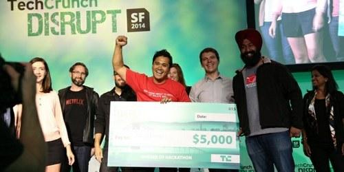 Kakšne ideje so nagradili na izboru TechCrunch Disrupt 2014?