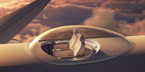 Pripravite se na letala, na katerih boste lahko leteli kar na strehi
