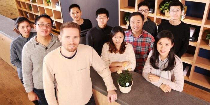Slovenec, ki je Kitajcem predlagal predstavitev na Kickstarterju