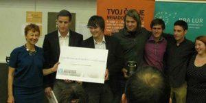 Biostartup: zmagala ekipa s prehranskim dodatkom iz žuželk