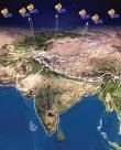 Indija bo imela svojo verzijo Google Earth z imenom Bhuvan