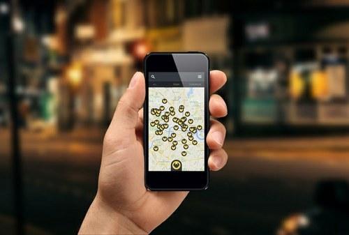 PartyHiker – sveža mobilna aplikacija, ki vam poišče dober žur!
