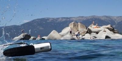 Leti, leti, leti ... podvodni dron!