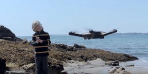 Američani odpirajo nebo komercialnim preletom z droni