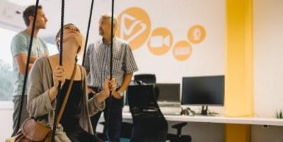 Vse večja ekipa Optiweba v nove, inovativne prostore
