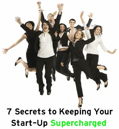 7 skrivnosti, kako do novih poslovnih uspehov