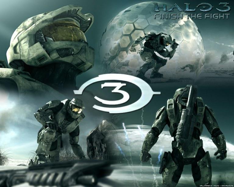 Izšla igra Halo 3