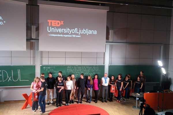 TEDxUniversityofLjubljana: Programiranje je »in«