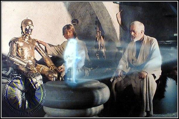 Hologram postal resničnost!