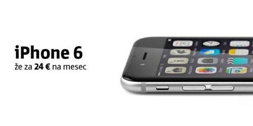 iPhone 6 - nove zaloge in novi modeli po novih, privlačnih cenah!