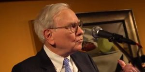 Warren Buffet po delu naredi še …