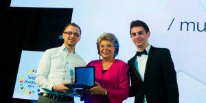 Spletna platforma Museums.EU pobrala prestižno nagrado EU Web Award