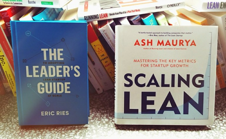 Predlog za branje: Scaling Lean