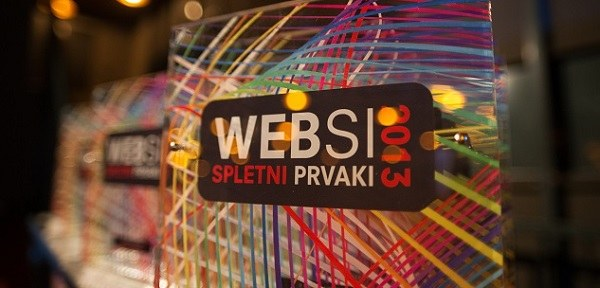 Podeljene nagrade za najboljše digitalne projekte WEBSI