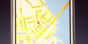 Google Earth prihaja na iPhone