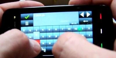 Trije meseci in 550 milijonov SMS-ov
