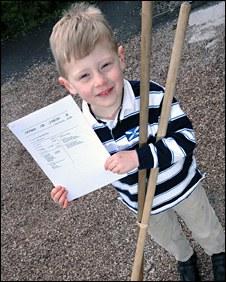 Najmlajši inovator v Veliki Britaniji