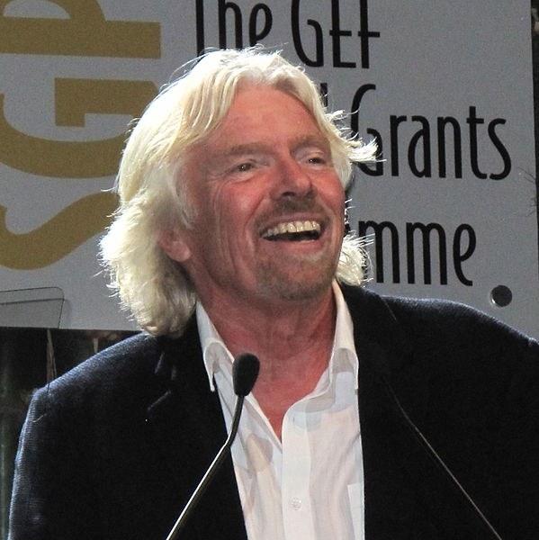 Richard Branson: Kaj se zgodi, ko vaše malo podjetje zraste?
