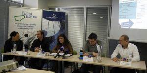 'Kick-off' tekmovanja Start:up Slovenija