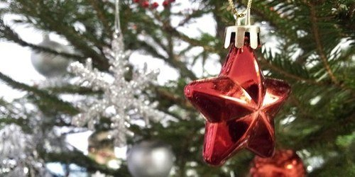 Želimo vam vesele božične praznike!