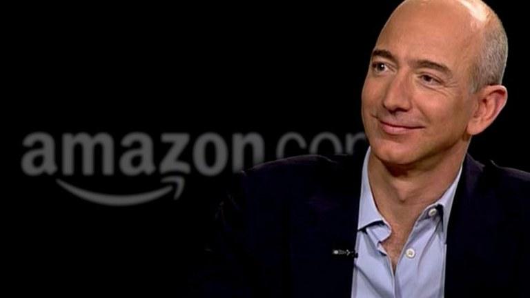 VIDEO: Jeff Bezos o Amazonu, življenju in delu