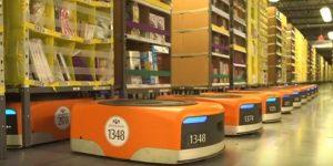 Kako Amazon privarčuje 22 milijonov dolarjev na skladišče