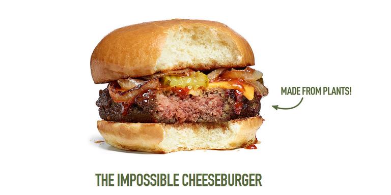 Impossible Food za umetno meso prejel 108 milijonov dolarjev investicije