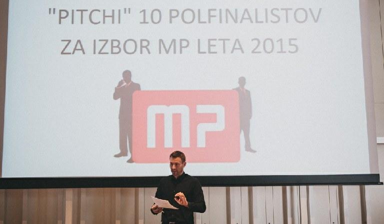 Predstavitve 10 polfinalistov za izbor MP leta 2016